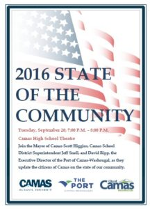 2016 State of the Community