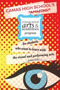 Integrated arts & academics program