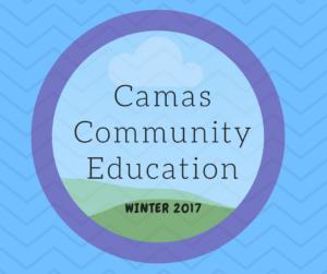 Camas Community Education