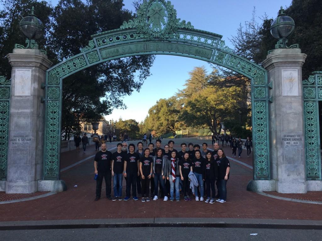 Chs Science Olympics Triumphant At Cal Berkeley Camas