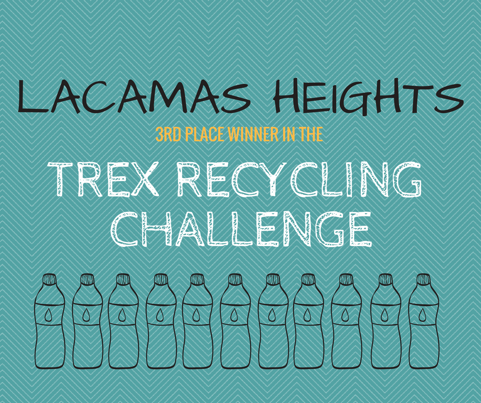 Trex Recycling Challenge
