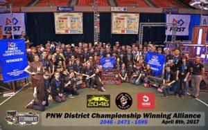 PNW Champs