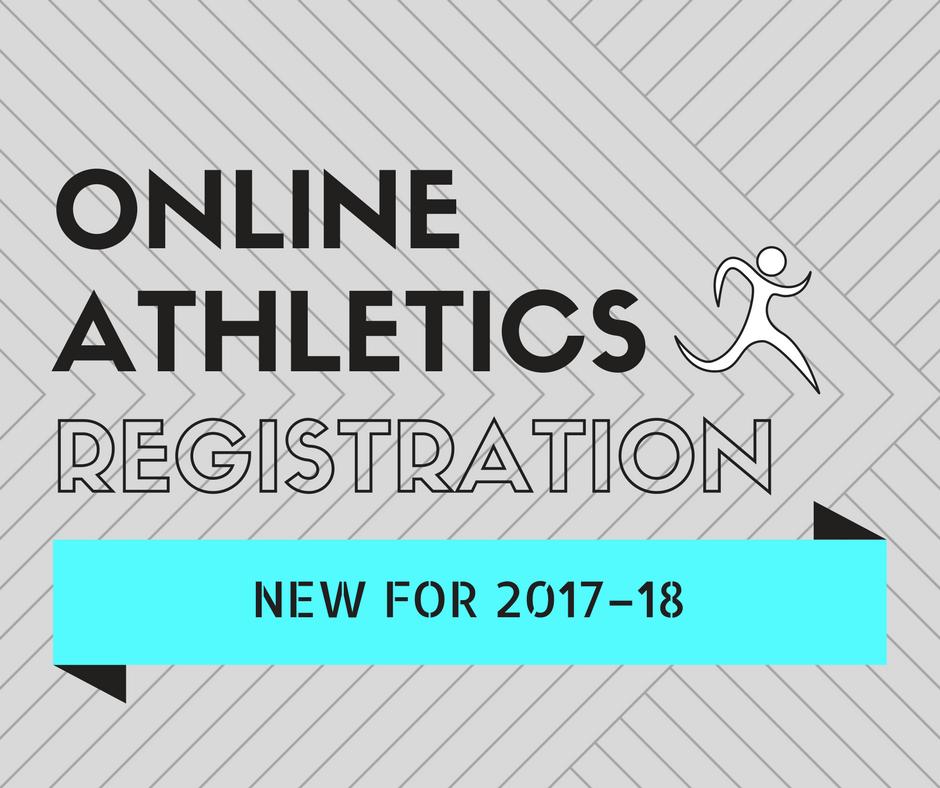 Online Athletic Registration