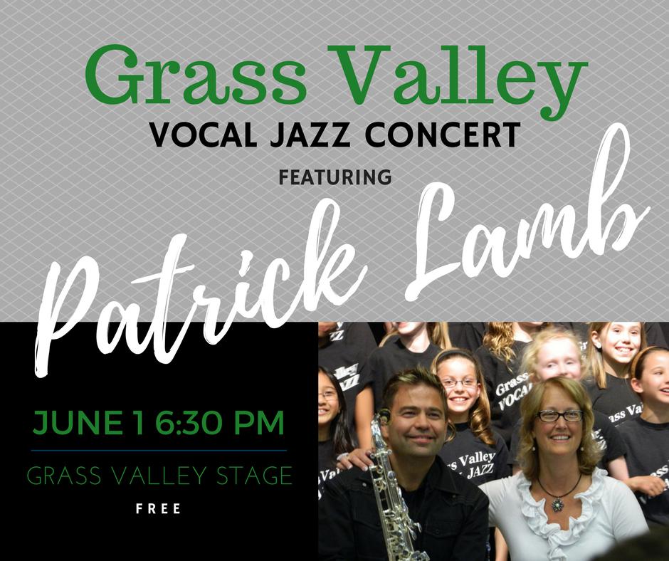 Grass Valley Vocal Jazz