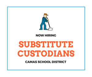 CSD Is Now Hiring Substitute Custodians