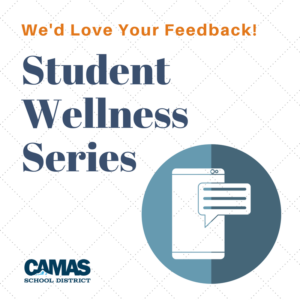 We'd love Your Feedback: Student Wellness Series
