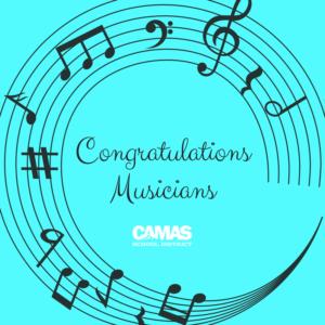 Congratulations Musicians