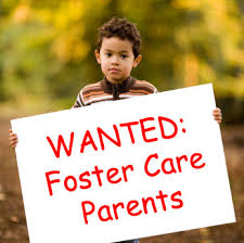 Wanted: Foster Care Parents