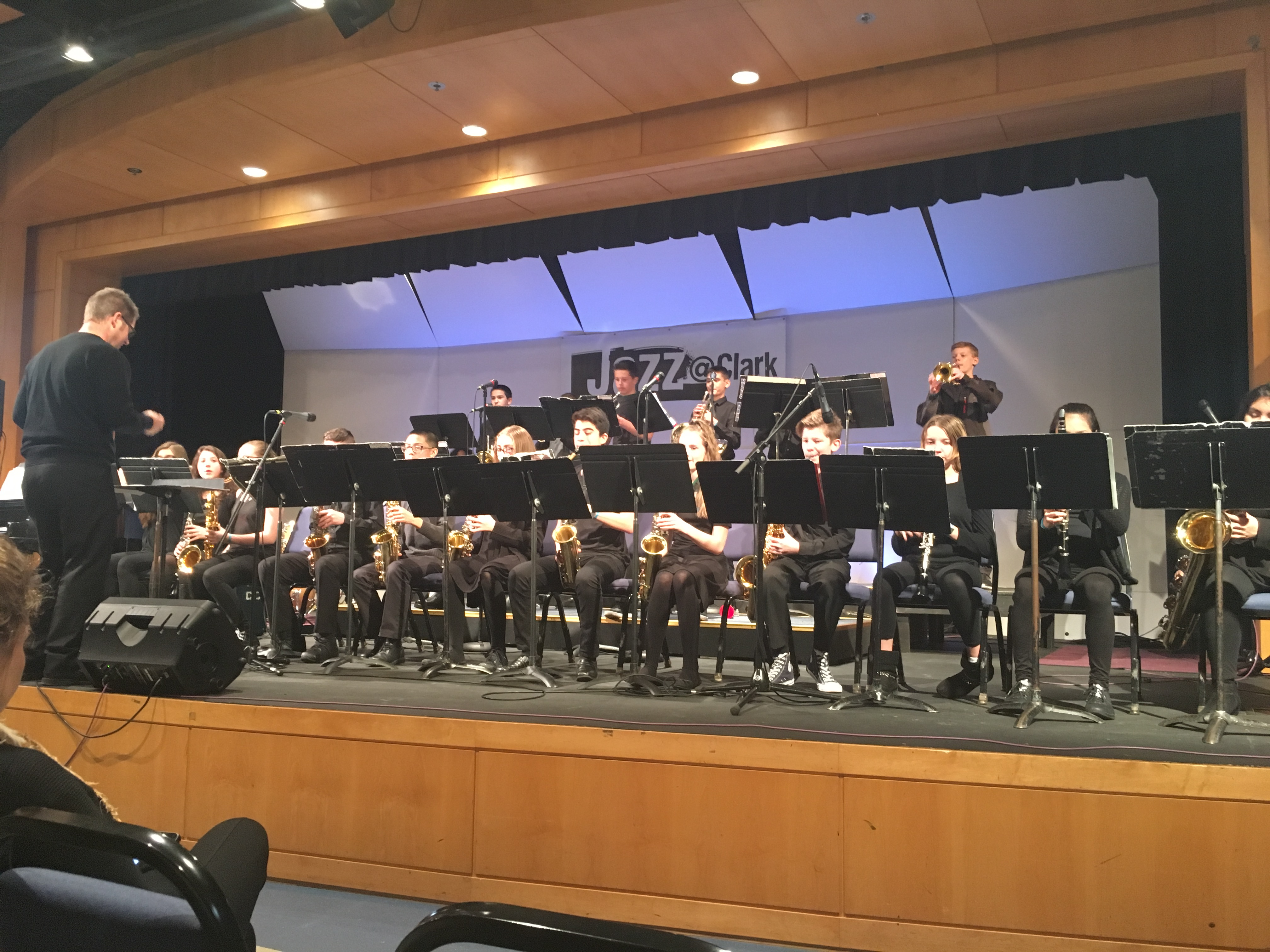 Jazz Musicians Perform at the Clark College Jazz Festival