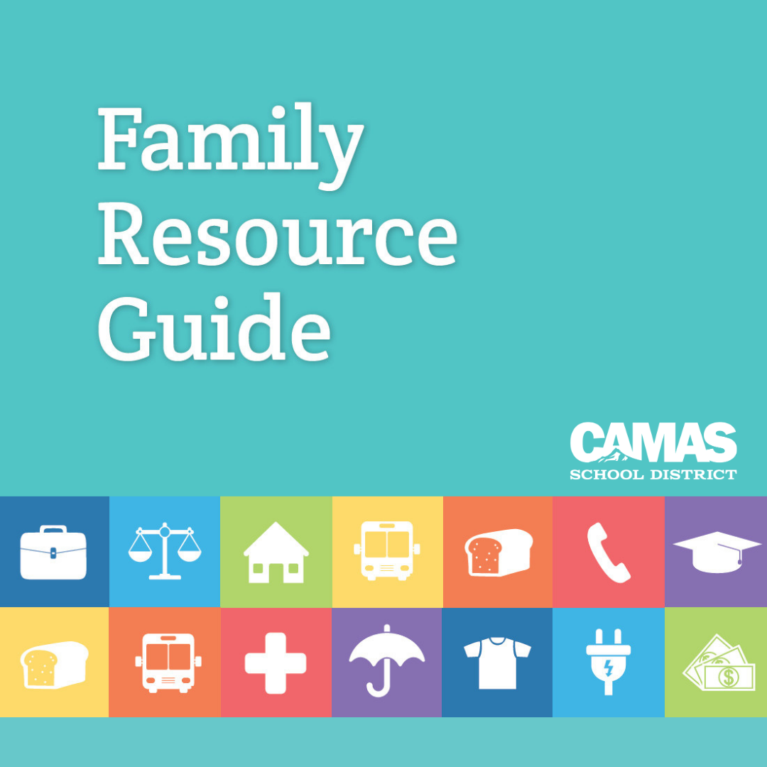 Graphic for Family Resource Guide